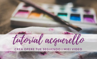 Tutorial acquerello