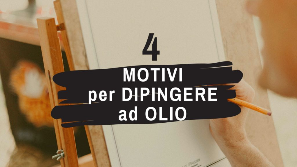 dipingere a olio